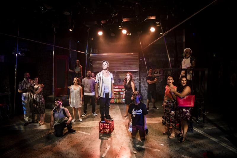 BWW REVIEW: The Colour And Energy Of The Close Knit Community Of Washington Heights Comes Alive In Blue Saint Production's Brilliant Production of IN THE HEIGHTS