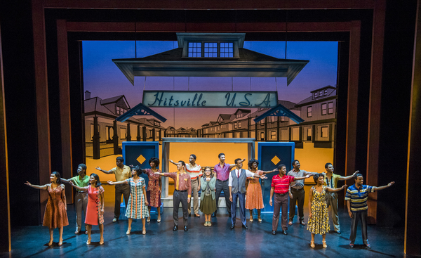 Photo Flash: MOTOWN Welcomes a New Cast