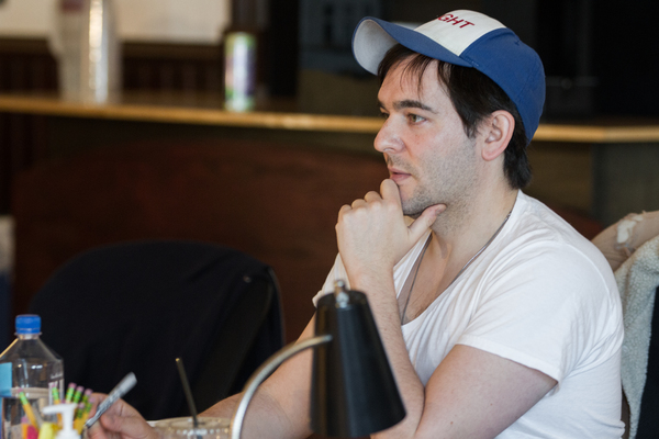 VIDEO: Matthew-Lee Erlbach on THE DOPPELGANGER at Steppenwolf