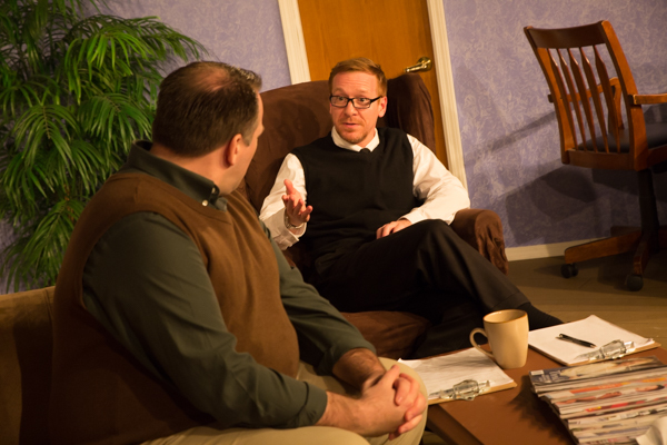 Photo Coverage: First look at Little Theatre Off Broadway's PSYCH