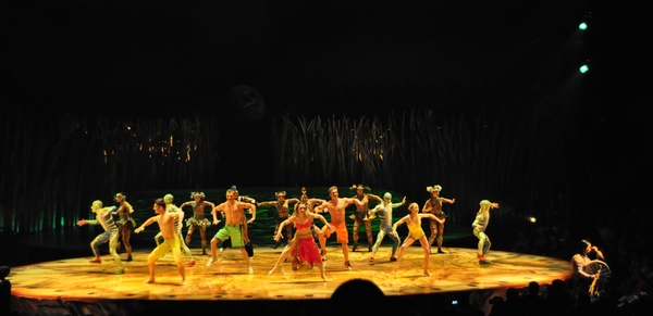 Photo Flash: Get A First Look at TOTEM by Cirque Du Soleil in Barcelona!