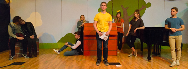 Photo Coverage: First look at Off the Lake Productions' DOG SEES GOD: CONFESSIONS OF A TEENAGE BLOCKHEAD
