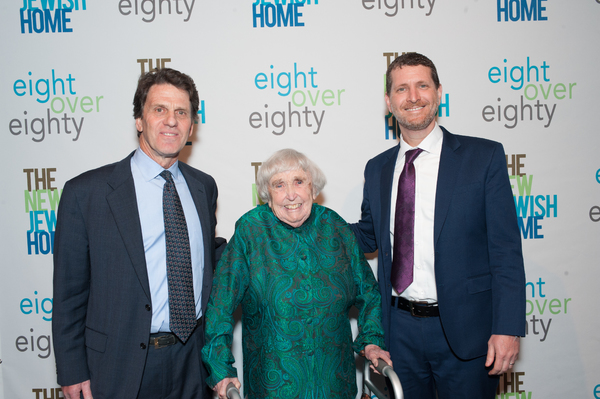 Photo Flash: The New Jewish Home Celebrates 8 Remarkable New Yorkers Over 80