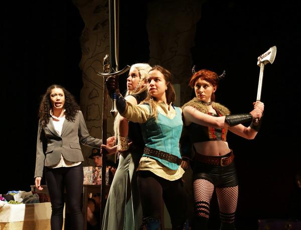 Photo Flash: Connecticut Repertory Theatre Presents SHE KILLS MONSTERS