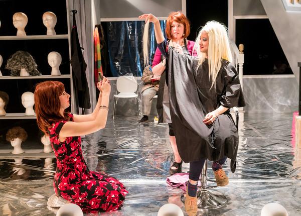 Photo Flash: Akvavit Theatre Presents the U.S. Premiere of  BAD GIRLS: THE STYLISTS