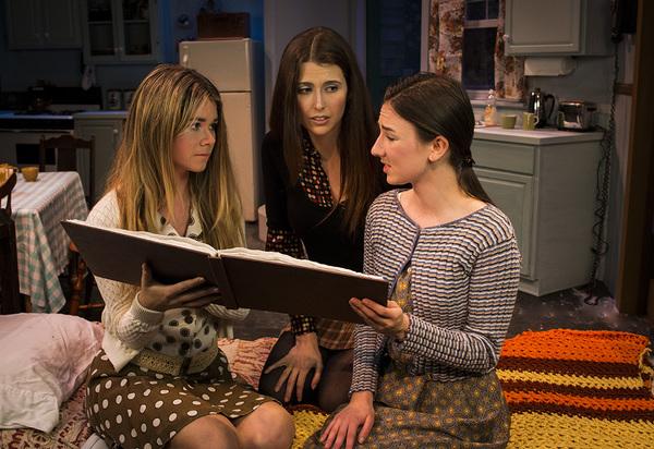 Shay Munroe, Charlotte Bailey and Elaine Pazaski