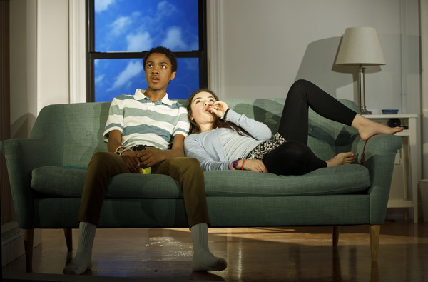Photo Flash: Tony Winner Rebecca Taichman Directs THIS FLAT EARTH At Playwrights Horizons