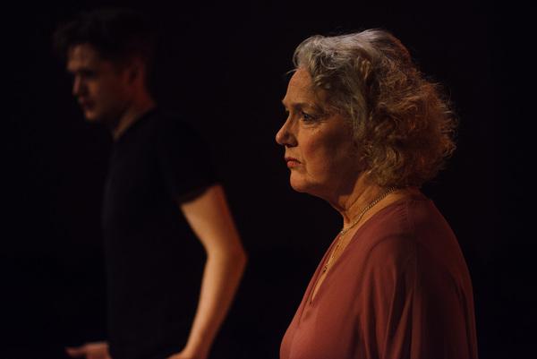 Louise Jameson and Thomas Mahy