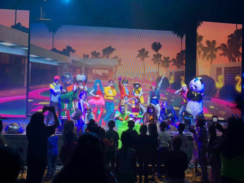 BWW Review: Interactive JUST DANCE LIVE Experience Thrills Houston Fans at Revention Music Center