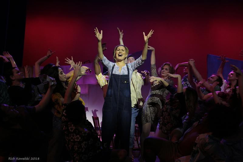 BWW Review:  MAMMA MIA by Dream Theatre Productions Now Thrilling Audiences at UCPAC