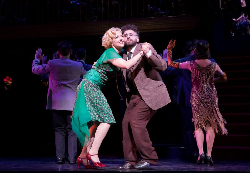 BWW Review:  In GRAND HOTEL, Berlin's Celebration of Decadent Luxury Fails To See The Horrors Ahead