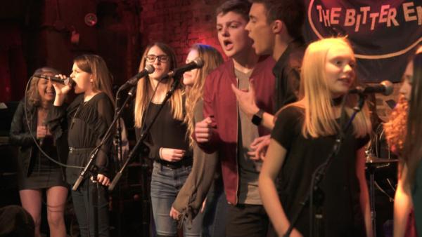 Photo Flash: Kjersti Long, Rock 'n' Roll Prodigy Amazes NYC Audience