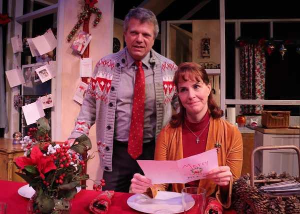 Chet Grissom and Stephanie Erb