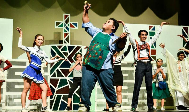 In the Spotlight: Philippine Stagers Foundation's Widespread Appeal Among School-based Audiences