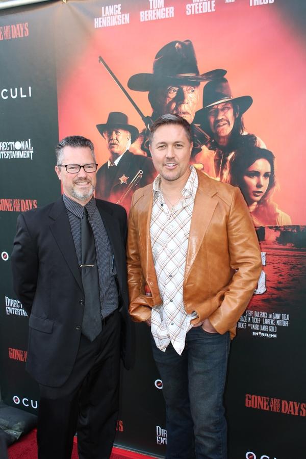 Richard J. Cook and Mark Landre Gould