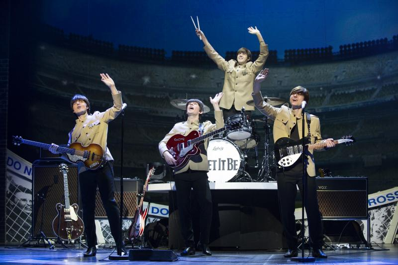 BWW Review: LET IT BE at Kauffman Center For The Performing Arts