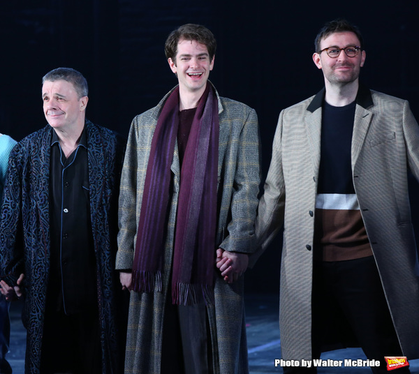 Photo Coverage: The Cast of ANGELS IN AMERICA Takes Its Opening Night Bows
