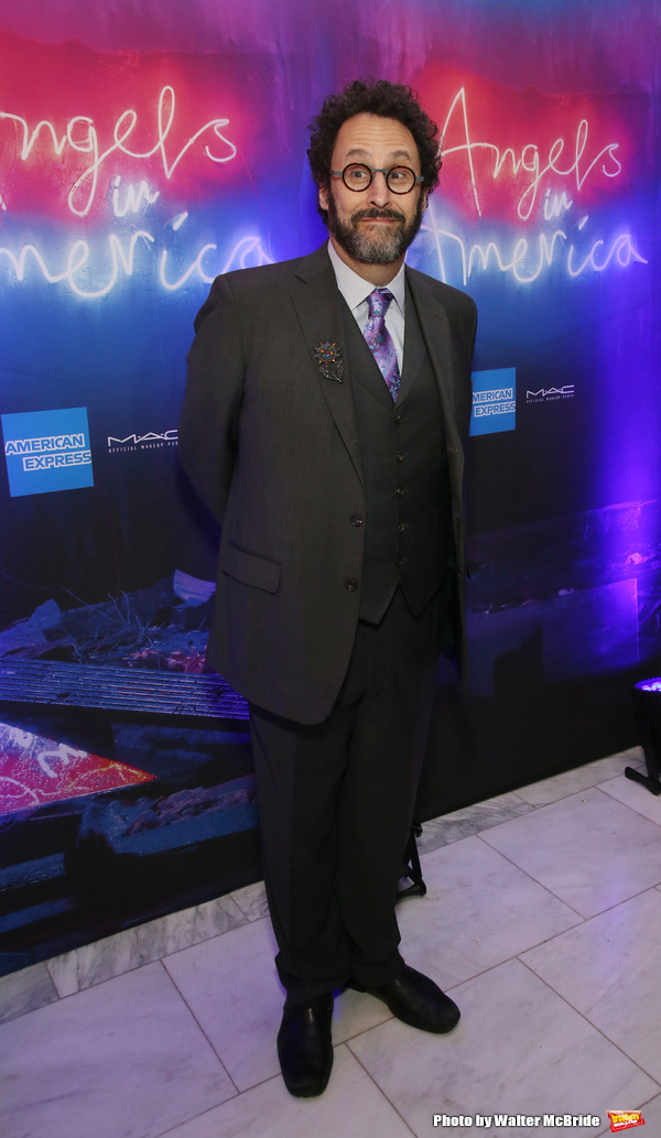 Photo Coverage: On the Red Carpet at the ANGELS IN AMERICA After Party