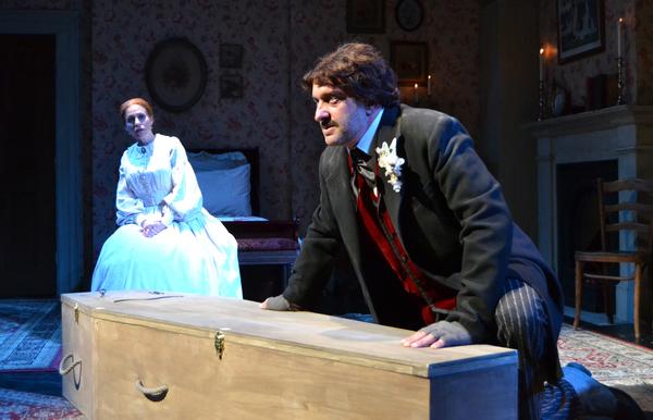 Palm Beach Dramaworks Presents The World Premiere of Joseph McDonough's EDGAR & EMILY