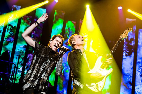 Photo Flash: ROCKTOPIA is Ready to Rock Broadway!