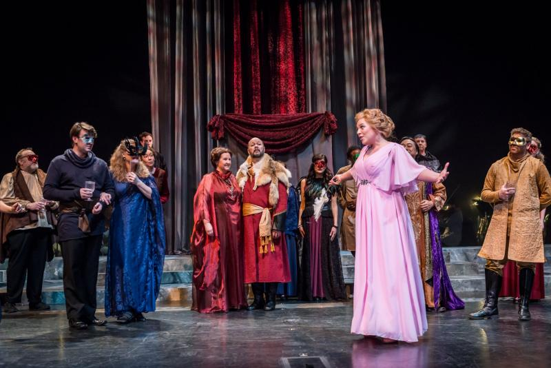BWW Review: Angelic Voices Brings the Sunrise to ROMEO AND JULIET at OPERA BIRMINGHAM