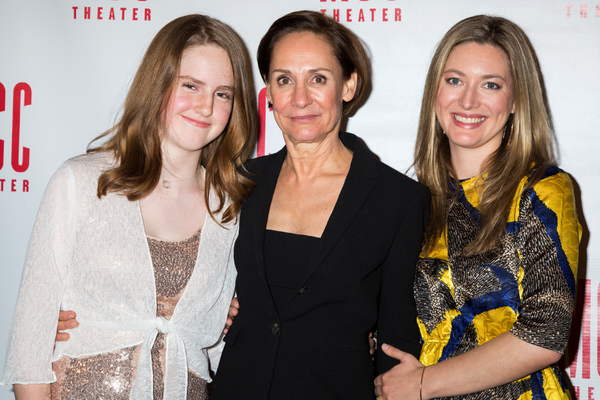 Mae Akins Roth, Laurie Metcalf, Zoe Perry