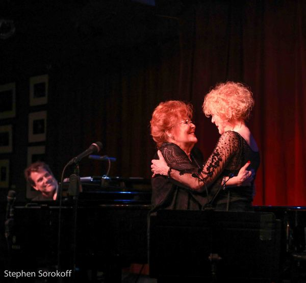 Photo Coverage: Anita Gillette and Cast Party Thrill The Birdland Audience
