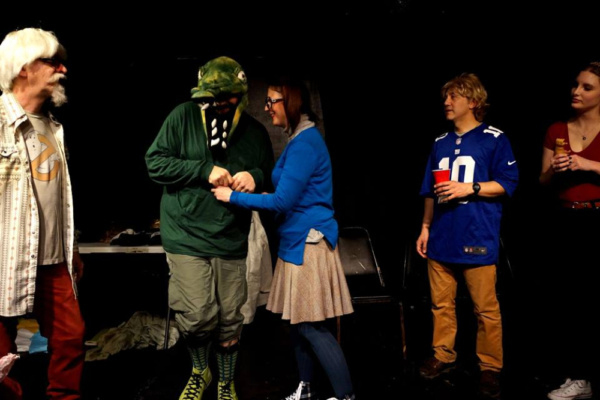 Photo Flash: Improvisational Repertory Theatre Presents WHAT'S NEW GROOVY GANG?!