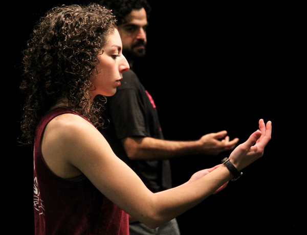 Photo Flash: Prospect Theater Company Presents ONE THOUSAND NIGHTS AND ONE DAY