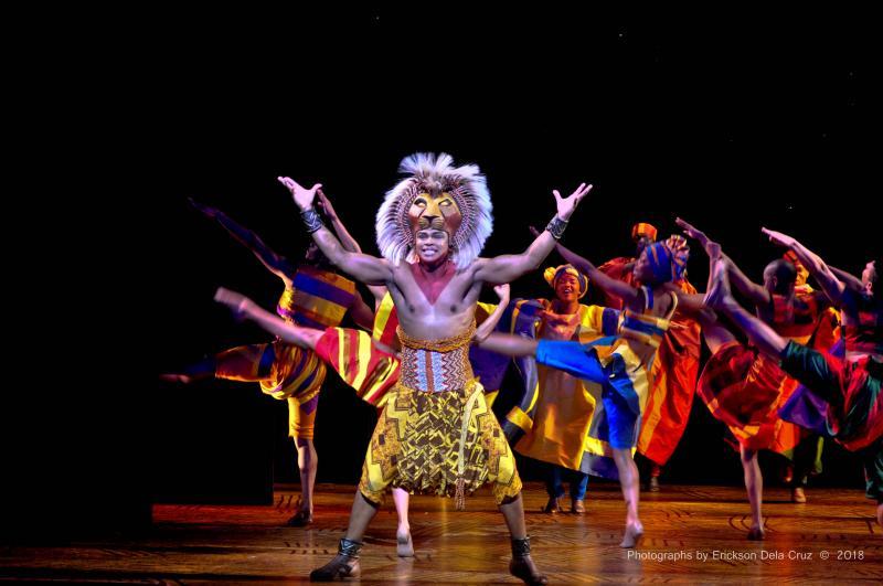 Photo Coverage: Sneak Peek at Disney's THE LION KING First International Tour