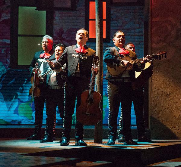 (from left) Tom Tinoco, Fernando Guadalupe Zarate Hernandez, Bobby Plasencia, Erick J Photo