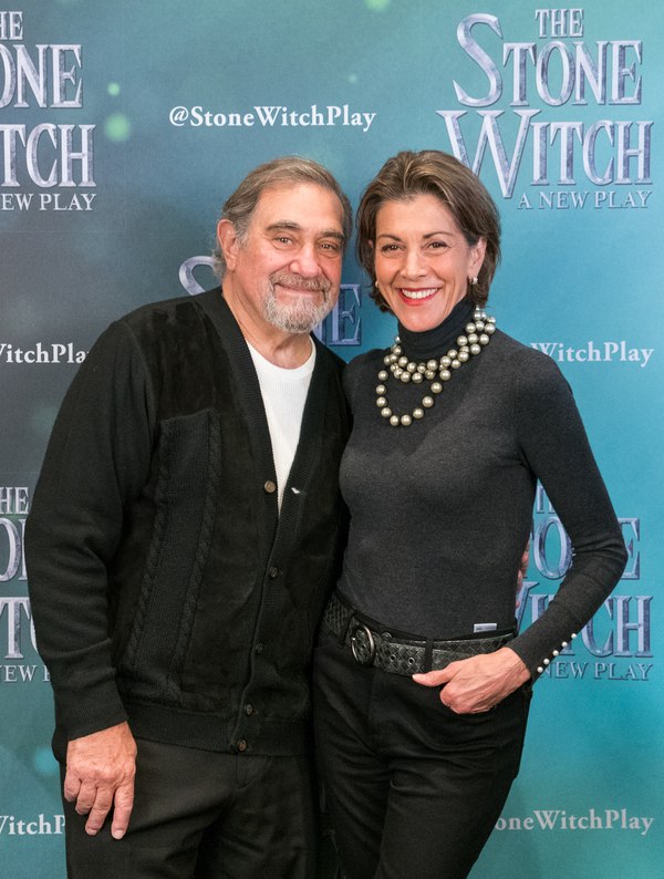 Dan Lauria and Wendie Malick