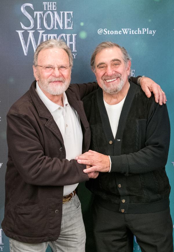 Robert Woods and Dan Lauria