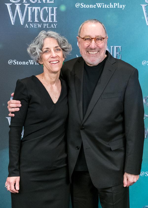 Darlene Kaplan and Steve Zuckerman
