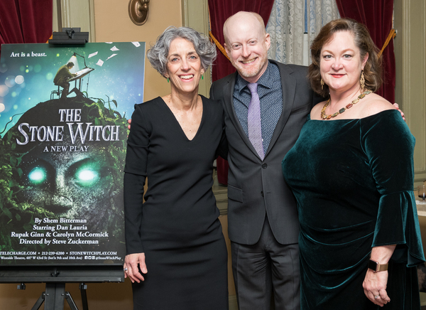 Darlene Kaplan, Scott Newsome, Laura Janik Cronin