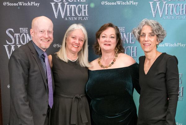 Scott Newsome, Terry Byrne, Laura Janik Cronin, Darlene Kaplan  Photo