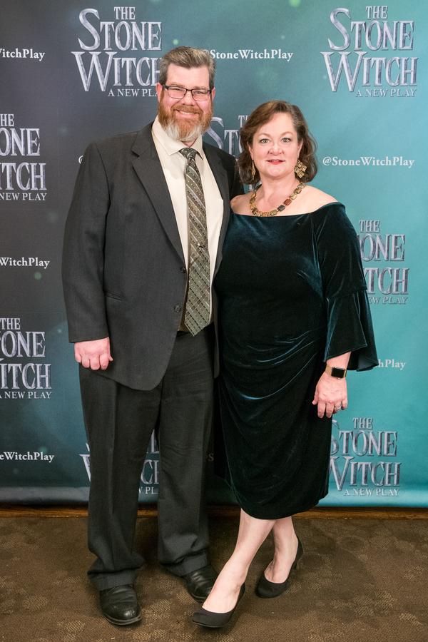 Christopher Cronin and Laura Janik Cronin