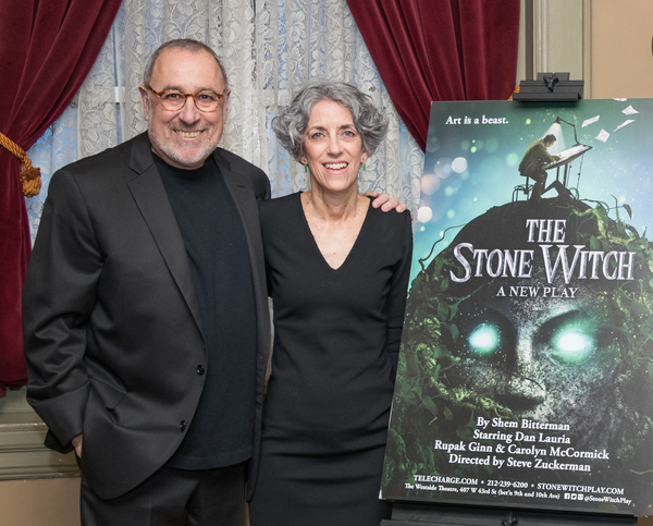Photos: THE STONE WITCH Celebrates Opening Night at the Westside Theatre
