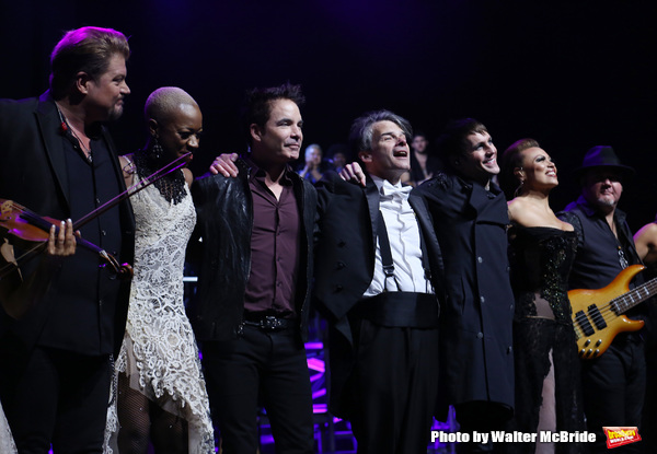 Rob Evan, Kimberly Nichole, Pat Monahan, Randall Craig Fleischer, Tony Vincent, Alyson Cambridge and Matt Fieldes