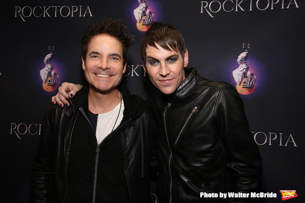 Pat Monahan and Tony Vincent Photo