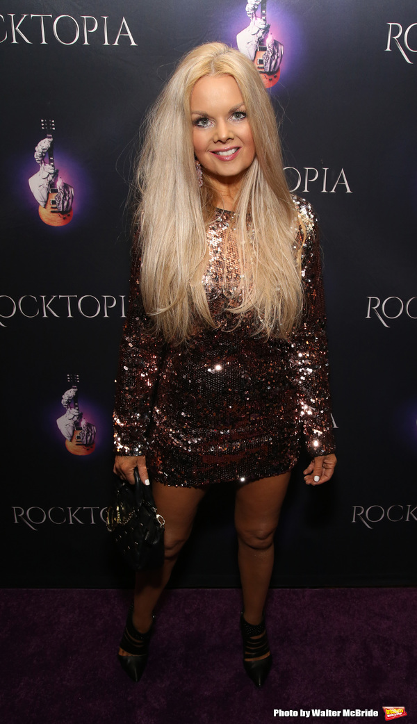 Photo Coverage: Go Inside the Opening Night After Party For ROCKTOPIA