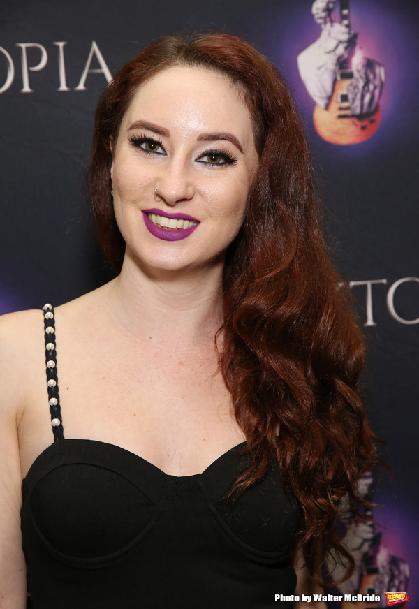 Photo Coverage: On the Red Carpet at Opening Night of ROCKTOPIA