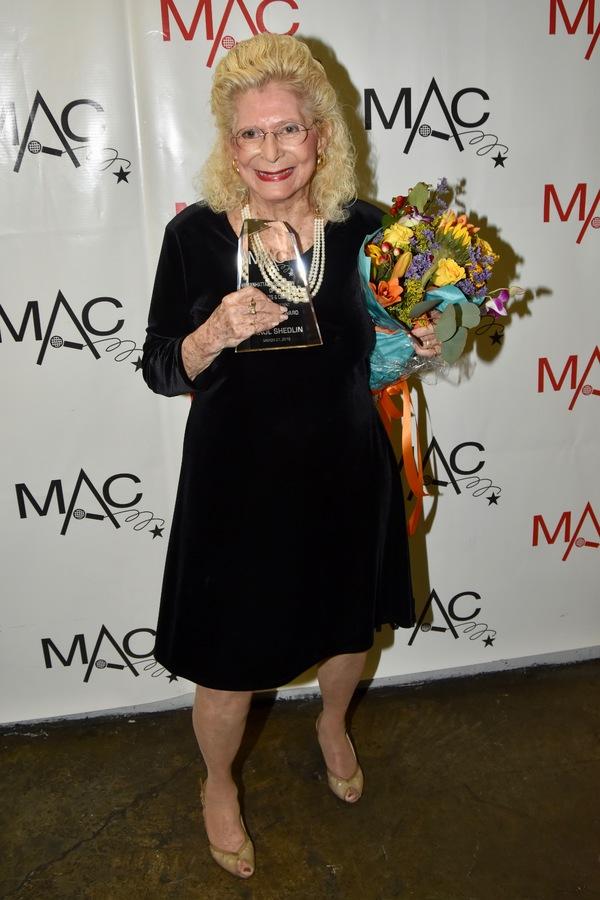 Hanson Award Recipient Carol Shedlin