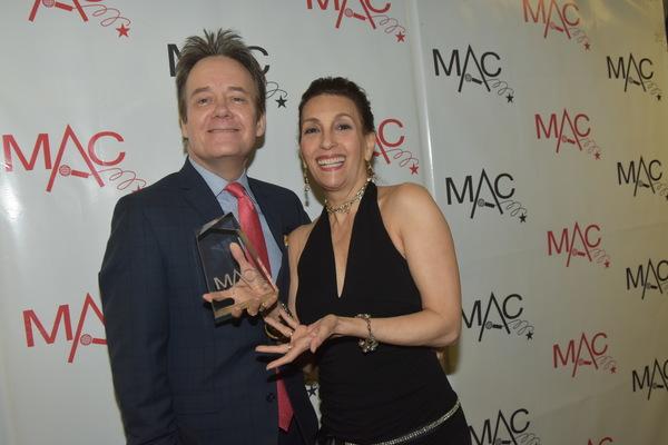 Eric Comstock and Barbara Fasano