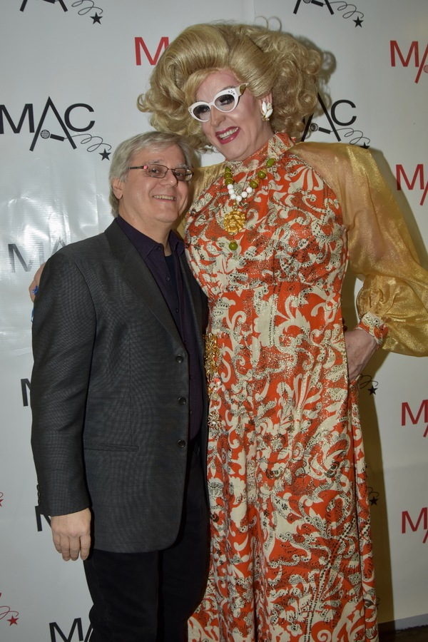 Paul Rolnick and Doris Dear Photo