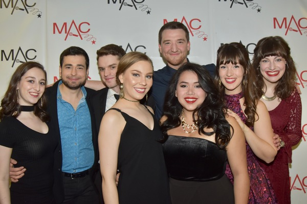 Marymount College Singers that includes-Courtney Silber, Can Yasar, Grace Minckis, Ni Photo