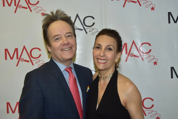 Eric Comstock and Barbara Fasano