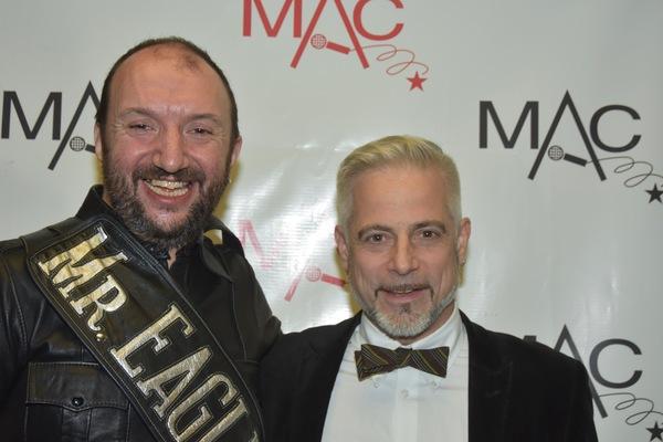 Joseph Macchio and Sean Harkness