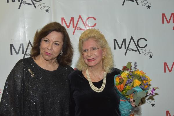 Linda Ariel Burns and Carol Shedlin