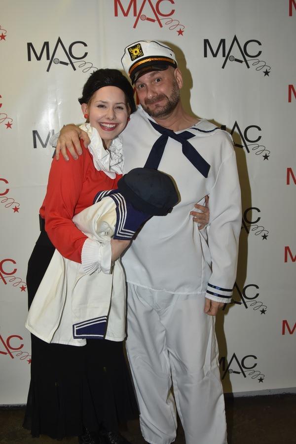 Nellie McKay and Daryl Glenn